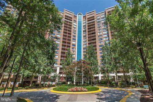 Photo of 10101 GROSVENOR PL #1309, ROCKVILLE, MD 20852 (MLS # MDMC711448)