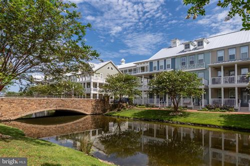 Tiny photo for 25 CANAL SIDE MEWS E, OCEAN CITY, MD 21842 (MLS # MDWO116448)