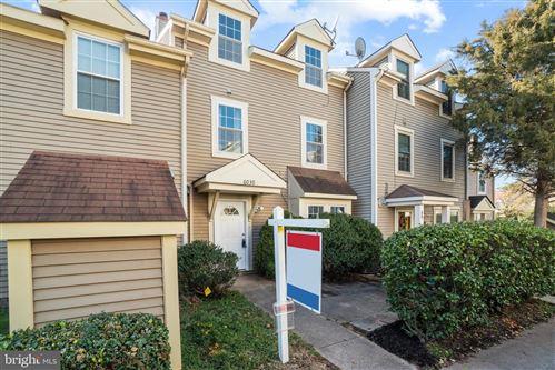 Photo of 6030 HAVENER HOUSE WAY, CENTREVILLE, VA 20120 (MLS # VAFX1175448)