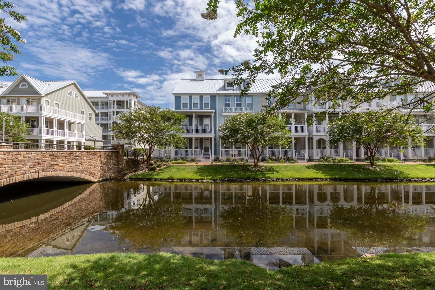 Photo for 25 CANAL SIDE MEWS E, OCEAN CITY, MD 21842 (MLS # MDWO116448)