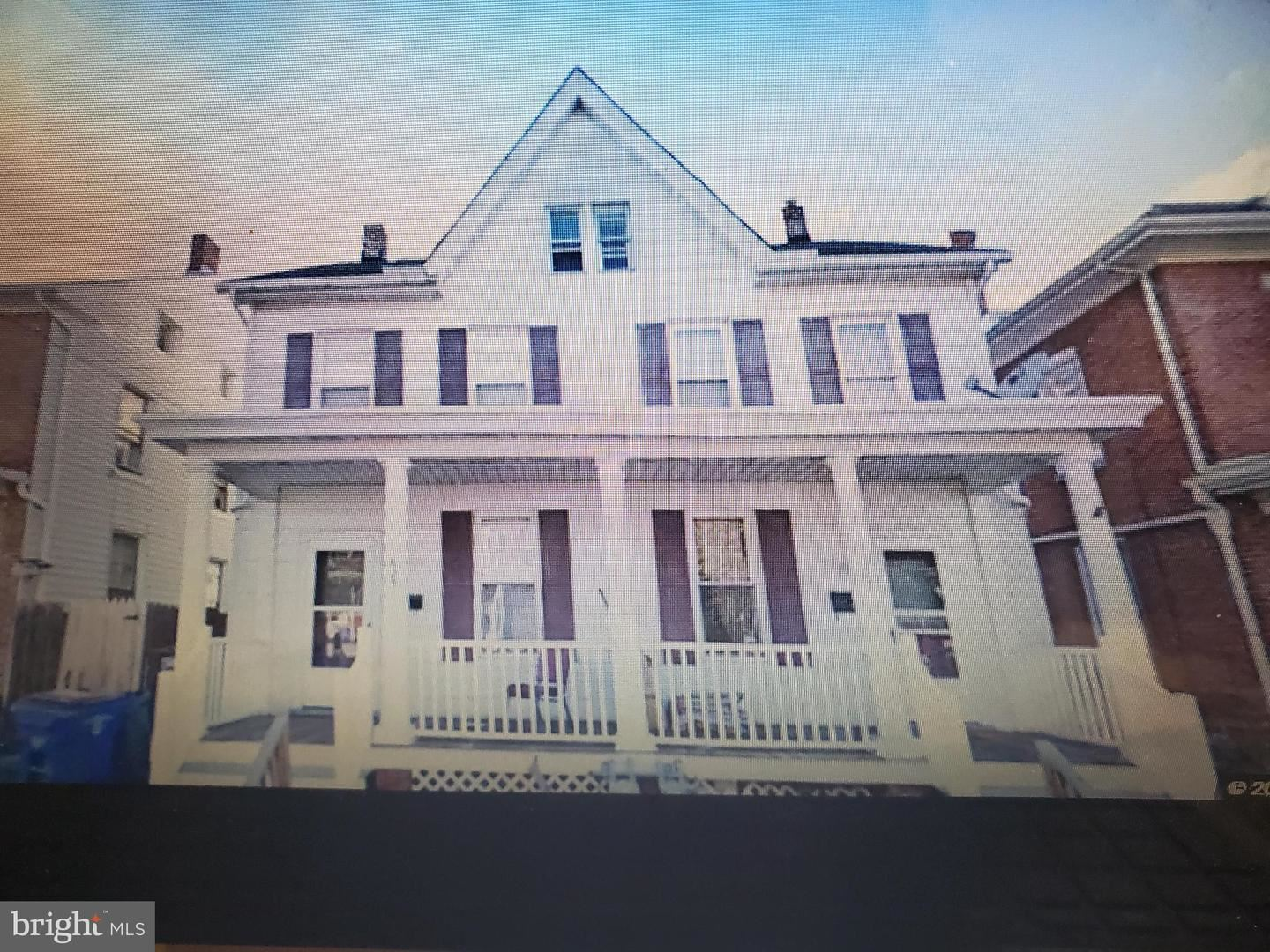 Photo of 625-627-627 N MULBERRY ST, HAGERSTOWN, MD 21740 (MLS # MDWA180450)