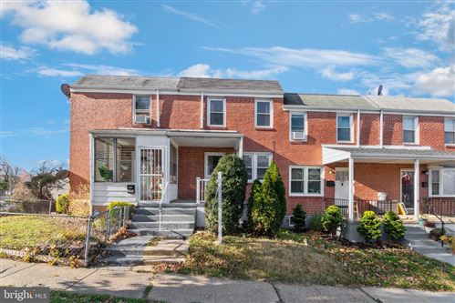 Photo of 1048 ROCKHILL AVE, BALTIMORE, MD 21229 (MLS # MDBA528452)