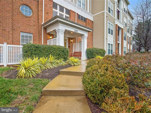 Photo of 100 WATKINS POND BLVD #304, ROCKVILLE, MD 20850 (MLS # MDMC689452)