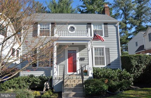 Photo of 8613 LANCASTER DR, BETHESDA, MD 20814 (MLS # MDMC736452)