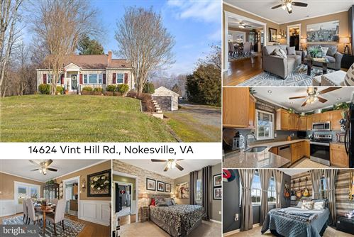 Photo of 14624 VINT HILL RD, NOKESVILLE, VA 20181 (MLS # VAPW512452)
