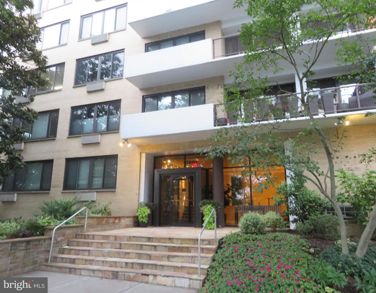 Photo for 3601 WISCONSIN AVE NW #109, WASHINGTON, DC 20016 (MLS # DCDC494452)