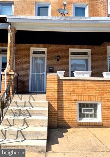 Photo of 2734 E BIDDLE ST, BALTIMORE, MD 21213 (MLS # MDBA528454)