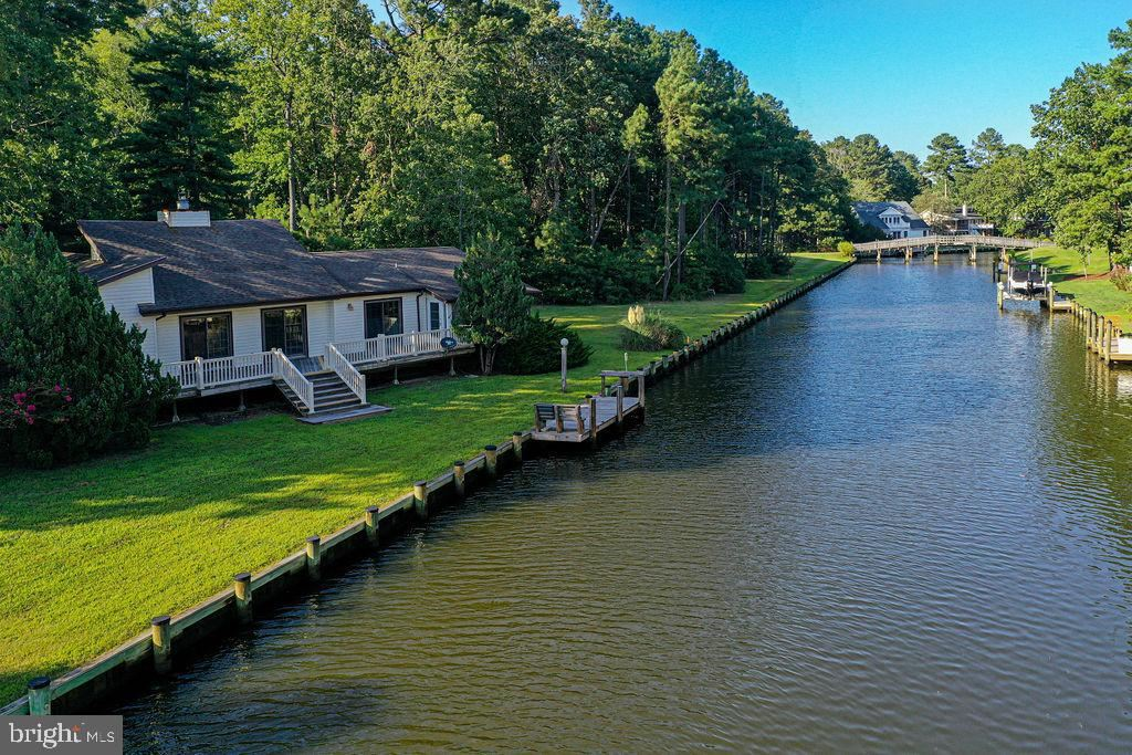 Photo for 40 BROOKSIDE RD, OCEAN PINES, MD 21811 (MLS # MDWO116454)