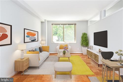 Photo of 5406 CONNECTICUT AVE NW #407, WASHINGTON, DC 20015 (MLS # DCDC467456)