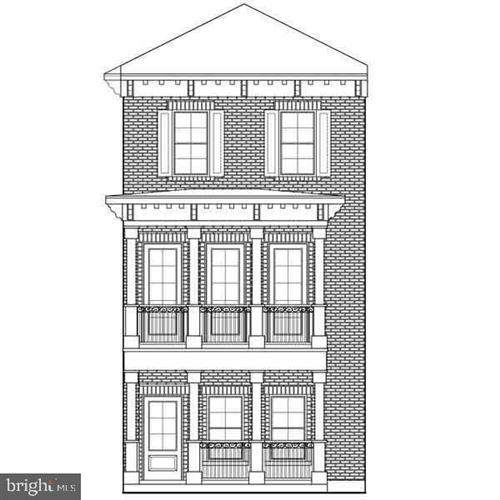 Photo of 1538 N WOLFE ST, BALTIMORE, MD 21213 (MLS # MDBA518456)
