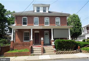 Photo of 309 W SOUTH ST, FREDERICK, MD 21701 (MLS # MDFR250456)