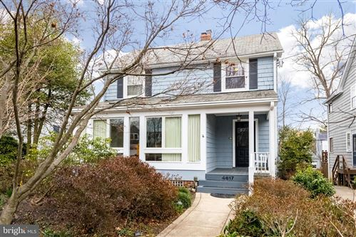Photo of 4617 NORWOOD DR, CHEVY CHASE, MD 20815 (MLS # MDMC696456)