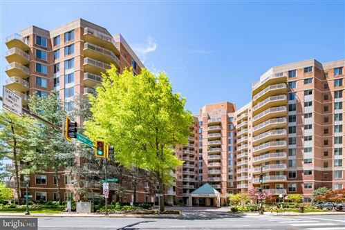 Photo of 7500 WOODMONT AVE #S902, BETHESDA, MD 20814 (MLS # MDMC706456)