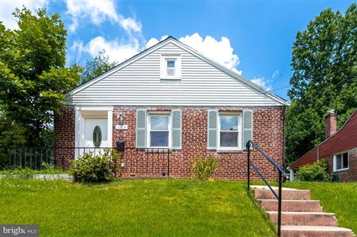Photo of 103 MELBOURNE AVE, SILVER SPRING, MD 20901 (MLS # MDMC714456)