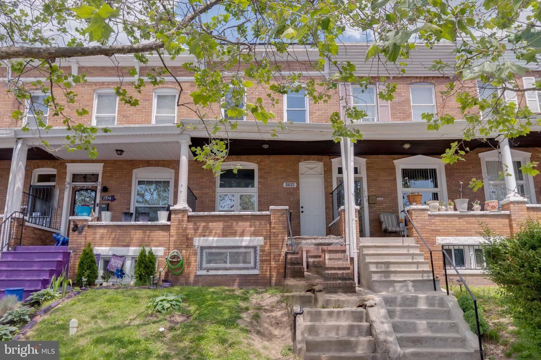 1706 E 30TH ST, Baltimore, MD 21218 - MLS#: MDBA539456