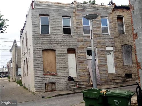 Tiny photo for 1824 N CHAPEL ST, BALTIMORE, MD 21213 (MLS # MDBA515458)
