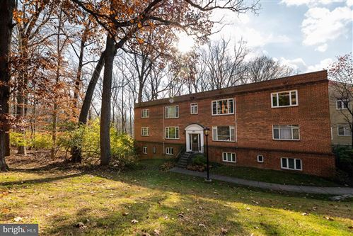 Photo of 10317 MONTROSE AVE #2, BETHESDA, MD 20814 (MLS # MDMC736458)