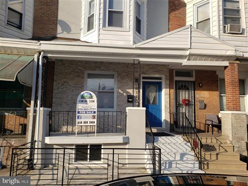 Photo of 6113 VINE ST, PHILADELPHIA, PA 19139 (MLS # PAPH992458)