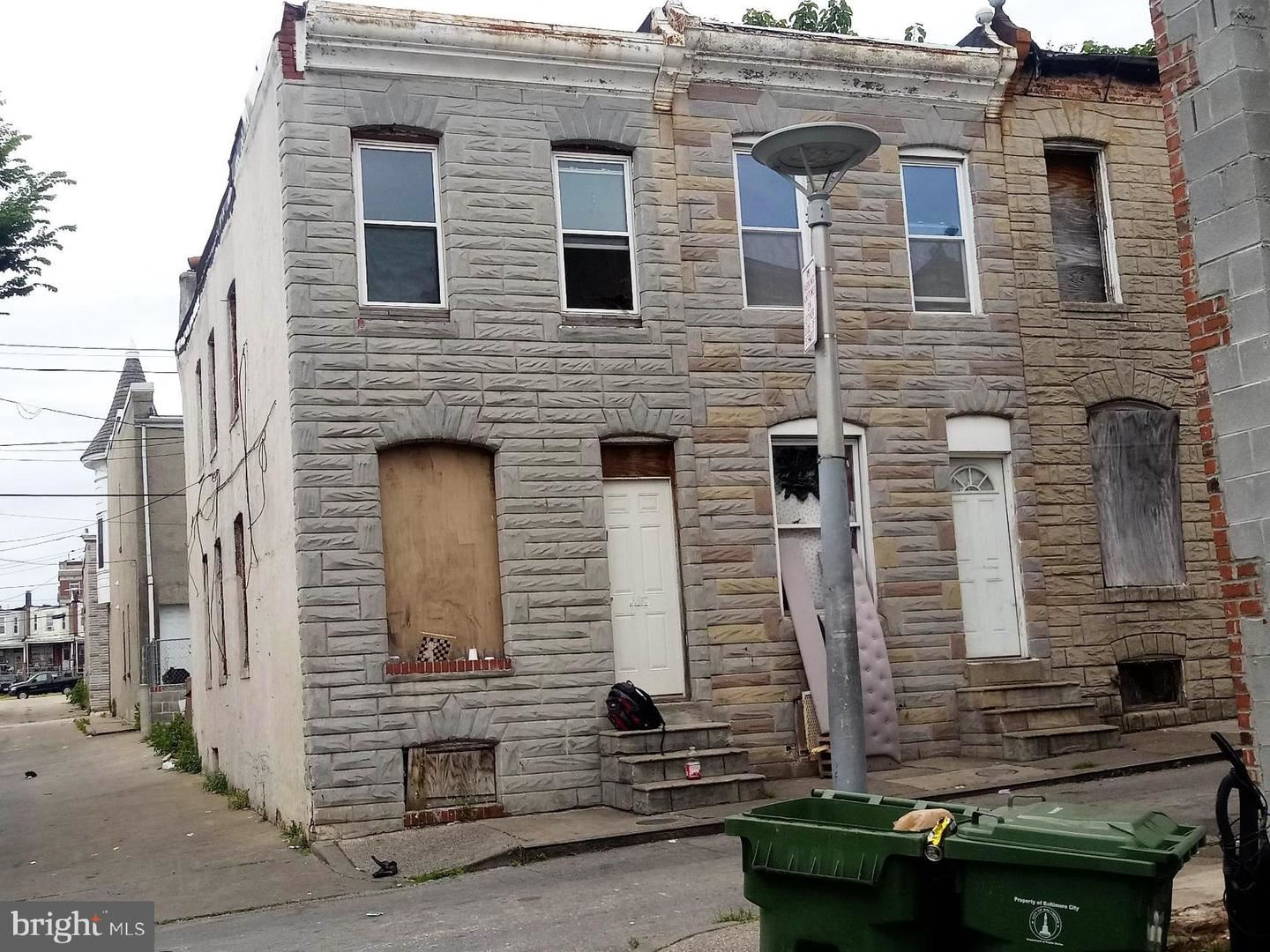 Photo for 1824 N CHAPEL ST, BALTIMORE, MD 21213 (MLS # MDBA515458)