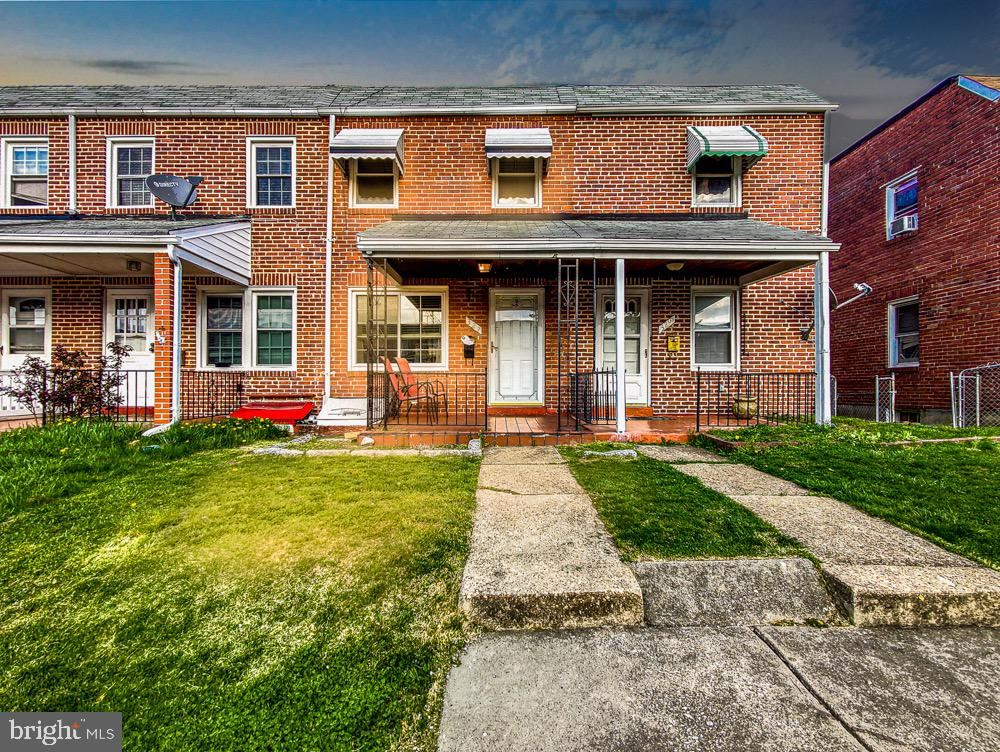 327 GUSRYAN ST, Baltimore, MD 21224 - MLS#: MDBA548458