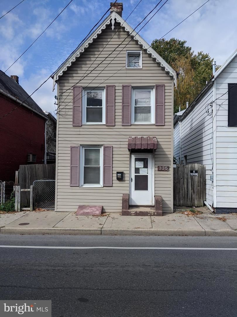 Photo of 335 N LOCUST ST, HAGERSTOWN, MD 21740 (MLS # MDWA176458)