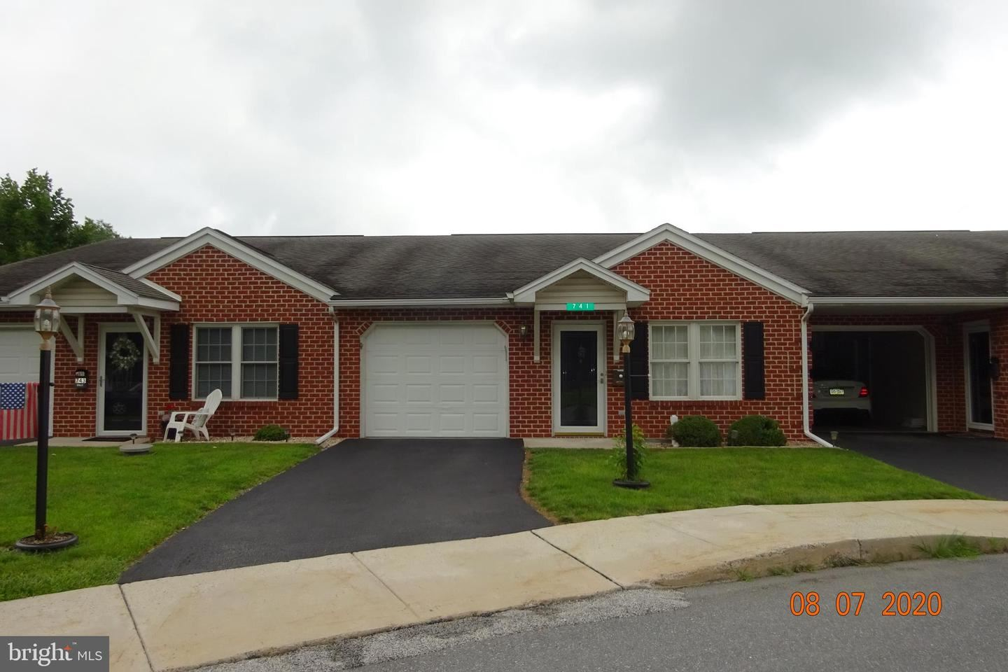 Photo of 741 FIRESIDE DR, SHIPPENSBURG, PA 17257 (MLS # PAFL174458)