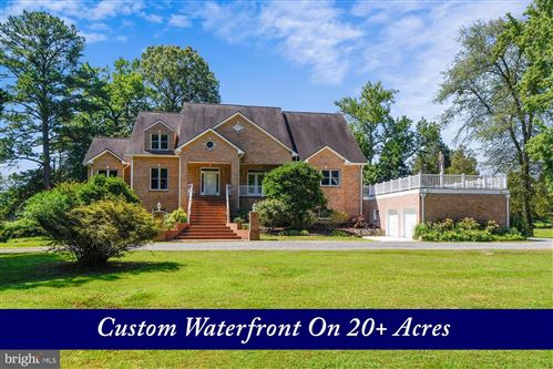 Photo of 1201 GLADSTONE AVE, CHURCHTON, MD 20733 (MLS # MDAA436462)