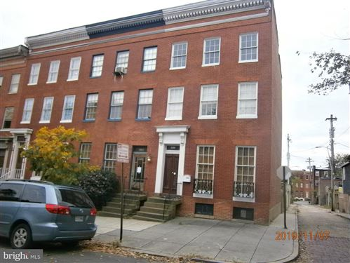 Photo of 1415 HOLLINS ST, BALTIMORE, MD 21223 (MLS # MDBA305464)