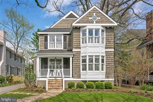 Photo of 3611 THORNAPPLE ST, CHEVY CHASE, MD 20815 (MLS # MDMC666466)