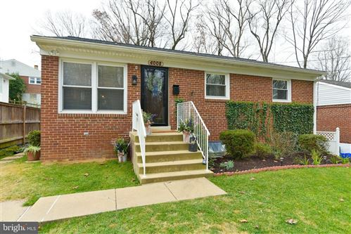 Photo of 4008 SHALER DR, SILVER SPRING, MD 20902 (MLS # MDMC736466)