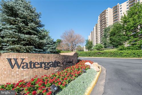 Photo of 307 YOAKUM PKWY #512, ALEXANDRIA, VA 22304 (MLS # VAAX241466)
