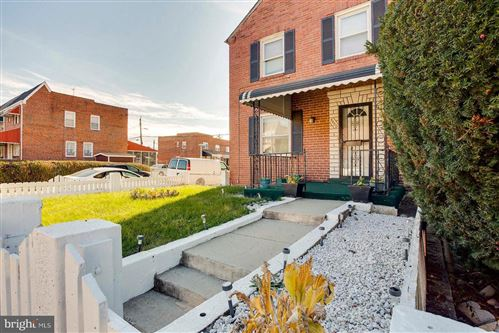Photo of 5400 GIST AVE, BALTIMORE, MD 21215 (MLS # MDBA491468)
