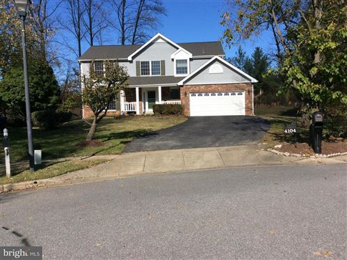 Photo of 4104 CARIBON CT, BOWIE, MD 20721 (MLS # MDPG550468)