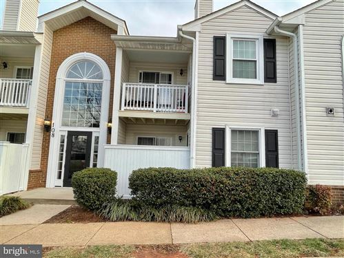 Photo of 108 WESTWICK CT #3, STERLING, VA 20165 (MLS # VALO428468)