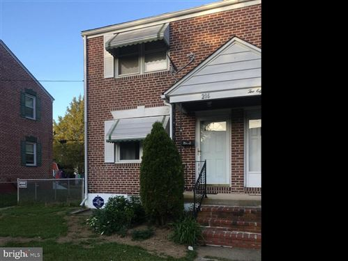 Photo of 216 FILBERT AVE, WILMINGTON, DE 19805 (MLS # DENC502470)