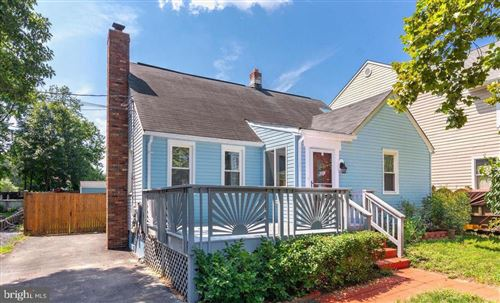Photo of 203 SYCAMORE RD, BALTIMORE, MD 21226 (MLS # MDAA442470)