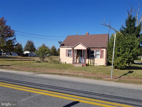 Tiny photo for 318 RAILROAD AVE, EAST NEW MARKET, MD 21631 (MLS # MDDO124470)