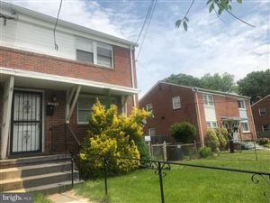 Photo of 3640 GALLATIN ST, HYATTSVILLE, MD 20782 (MLS # MDPG529470)