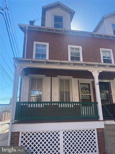 Photo of 24 W MINER ST, WEST CHESTER, PA 19382 (MLS # PACT2009470)