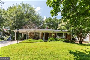 Photo of 14209 BRIARWOOD TER, ROCKVILLE, MD 20853 (MLS # MDMC673472)