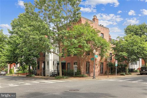 Photo of 3340 N ST NW, WASHINGTON, DC 20007 (MLS # DCDC476474)