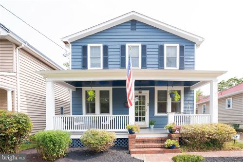 Photo of 18 LINDEN AVE, ANNAPOLIS, MD 21401 (MLS # MDAA446474)