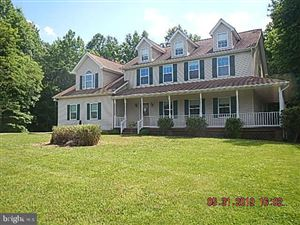 Photo of 4075 WEEPING WILLOW LN, HUNTINGTOWN, MD 20639 (MLS # MDCA170474)