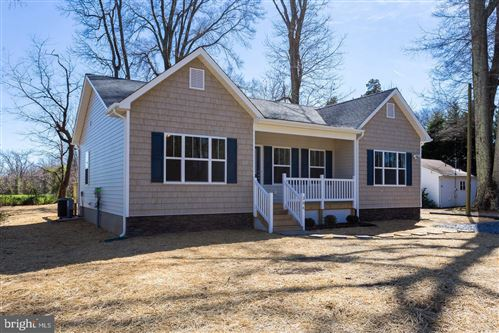Photo of LOT 6 PARK AVE, COLONIAL BEACH, VA 22443 (MLS # VAWE116474)