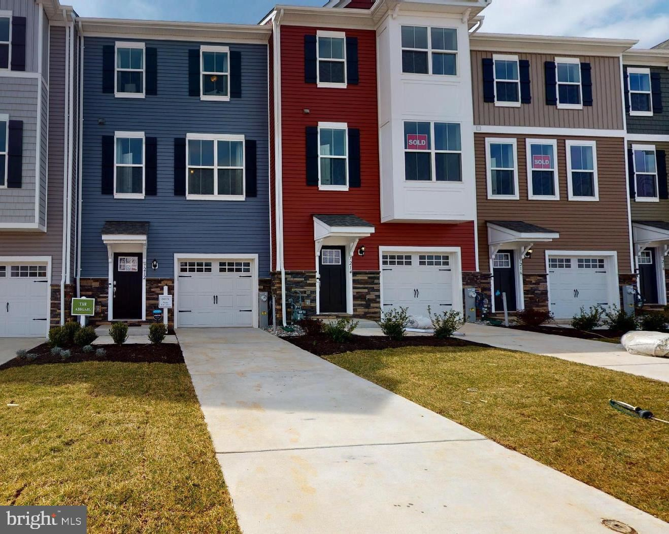 354-A DELANO WAY, Essex, MD 21221 - MLS#: MDBC523474