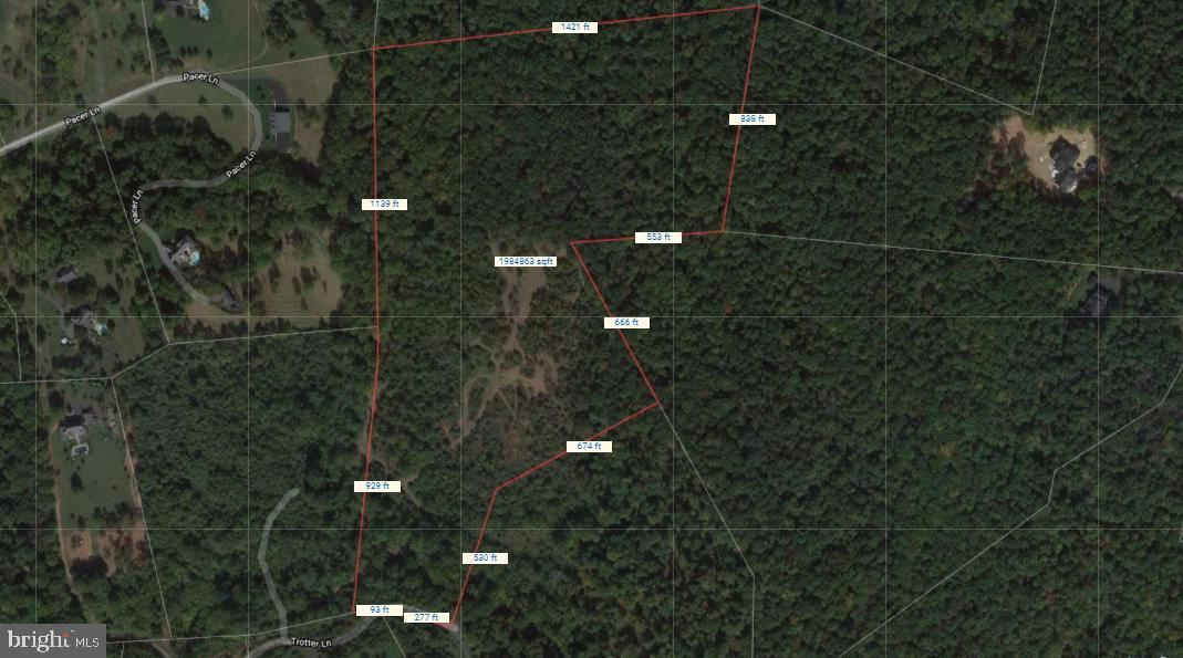 Photo of LOT 52 TROTTER LANE, PAEONIAN SPRINGS, VA 20129 (MLS # VALO2000475)