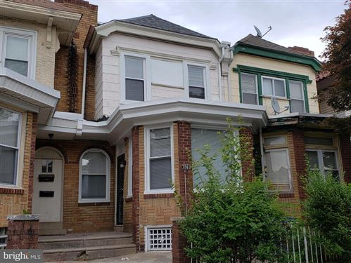 Photo of 7063 FORREST AVE, PHILADELPHIA, PA 19138 (MLS # PAPH900476)