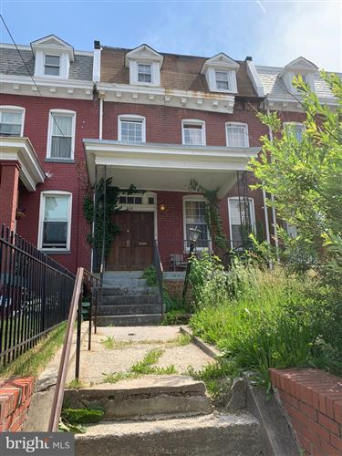 Photo of 618 RANDOLPH ST NW, WASHINGTON, DC 20011 (MLS # DCDC428478)