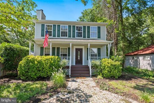 Photo of 1023-A DUNNINGTON PL, WEST RIVER, MD 20778 (MLS # MDAA437478)