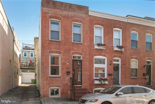 Photo of 811 S BELNORD AVE, BALTIMORE, MD 21224 (MLS # MDBA532478)